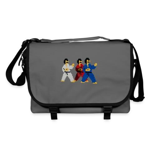8 bit trip ninjas 1 - Shoulder Bag