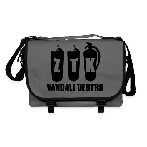 ZTK Vandali Dentro Morphing 1 - Shoulder Bag