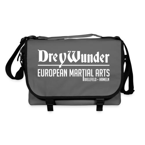 Drey Wunder Martial Arts - 2019 - RED - Umhängetasche