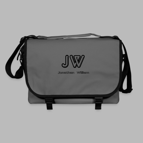 Jonathan William JW logo - Shoulder Bag