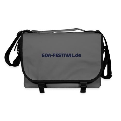 Goa Festival Produkte - Umhängetasche