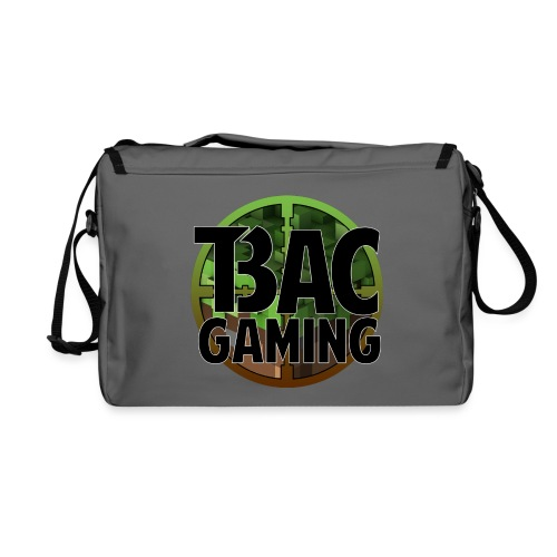 T.B.A.C Logo 4k - Shoulder Bag
