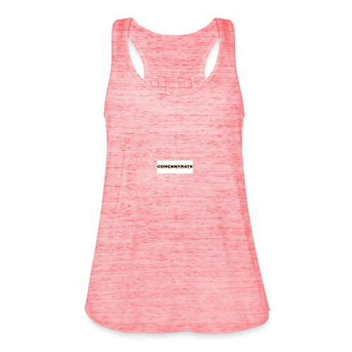 Concentrate on white - Featherweight Women's Tank Top