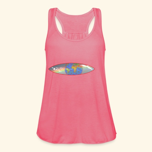 Heal the World - Frauen Tank Top von Bella