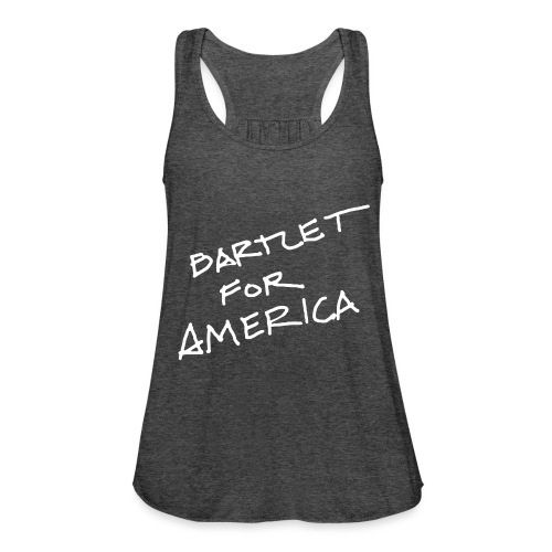 Bartlet For America - Women's Tank Top by Bella