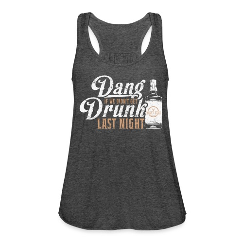 Dang Drunk in White - Featherweight Women's Tank Top