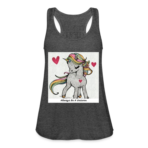 Always Be A Unicorn - Featherweight Women's Tank Top