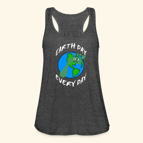 Earth Day Every Day - Federleichtes Frauen Tank Top
