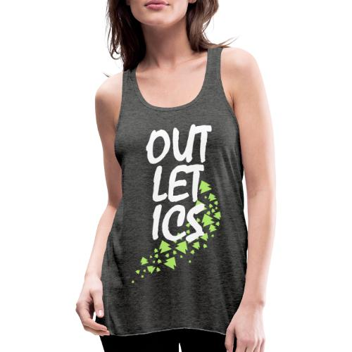 outletics girlie - Federleichtes Frauen Tank Top