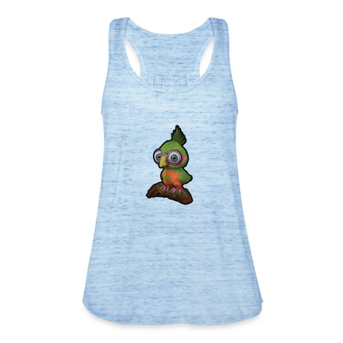 A bird sitting on a branch - Featherweight Women's Tank Top