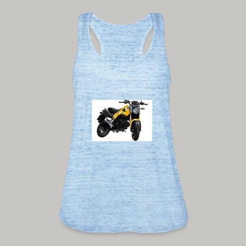 Grom Motorcycle (Monkey Bike) - Featherweight Women's Tank Top