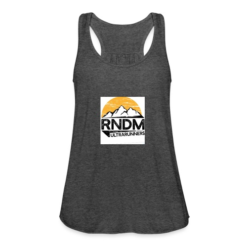 RndmULTRArunners T-shirt - Women's Tank Top by Bella