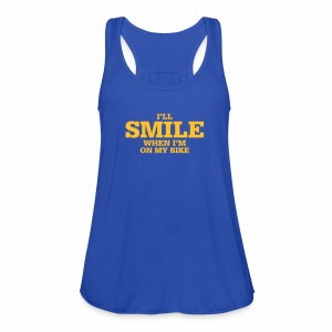 i will smile - Frauen Tank Top von Bella