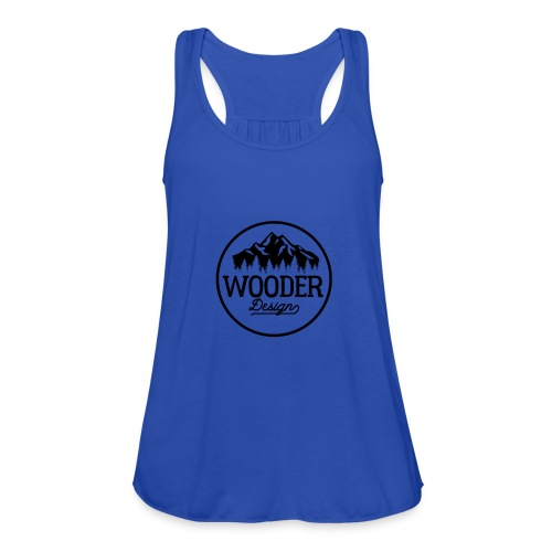 Wooder Design - Frauen Tank Top von Bella