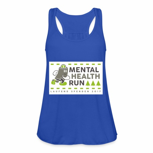 mental health run 2017 - Frauen Tank Top von Bella