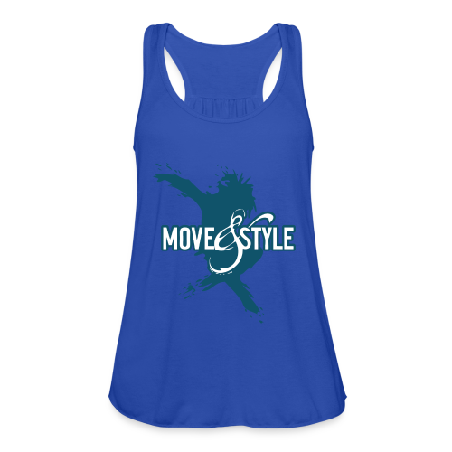 Move and Style Dance Academy - Frauen Tank Top von Bella