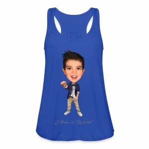 Ethan's World - Women's Tank Top by Bella