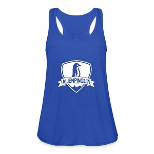 AlienPinguin Logo Vector - Frauen Tank Top von Bella