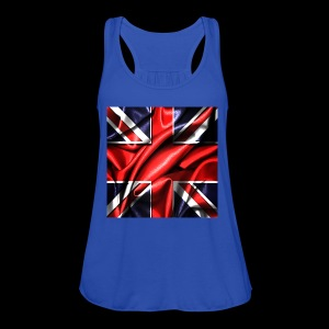 Union Jack design - Women's Tank Top by Bella