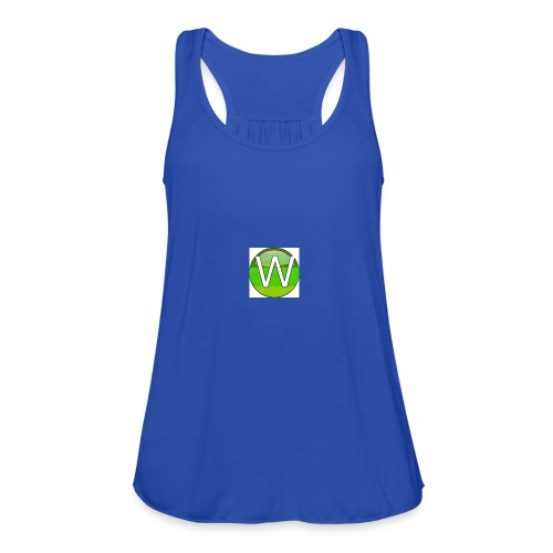 Alternate W1ll logo - Women's Tank Top by Bella
