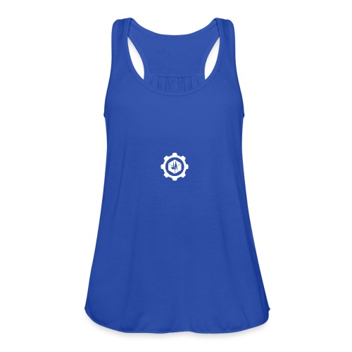 Jebus Adventures Cog White - Women's Tank Top by Bella