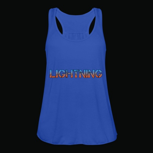 Lightning - Women's Tank Top by Bella
