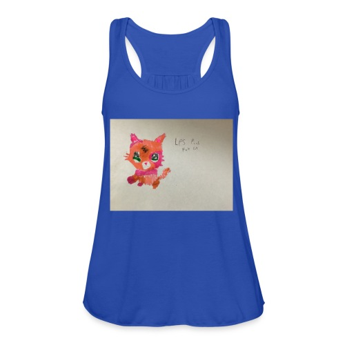 Little pet shop fox cat - Featherweight Women's Tank Top