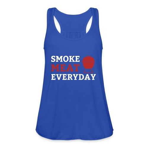 smoke meat everyday shirt - Frauen Tank Top von Bella