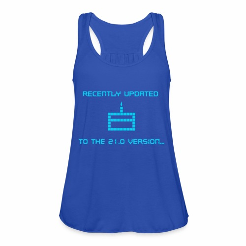 Recently updated to version 21.0 - Women's Tank Top by Bella