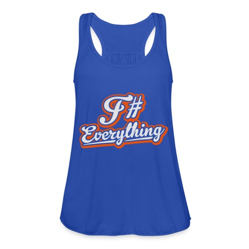 F# Everything - Featherweight Women's Tank Top