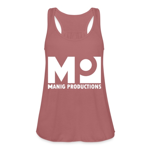 ManigProductions White Transparent png - Women's Tank Top by Bella