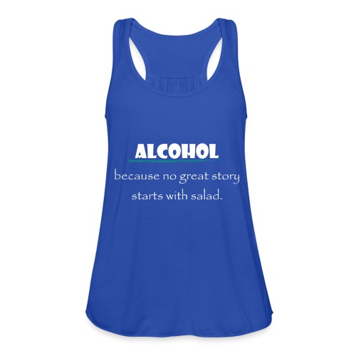 alcohol salad - Frauen Tank Top von Bella