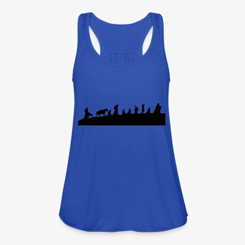 The Fellowship of the Ring - Featherweight Women's Tank Top