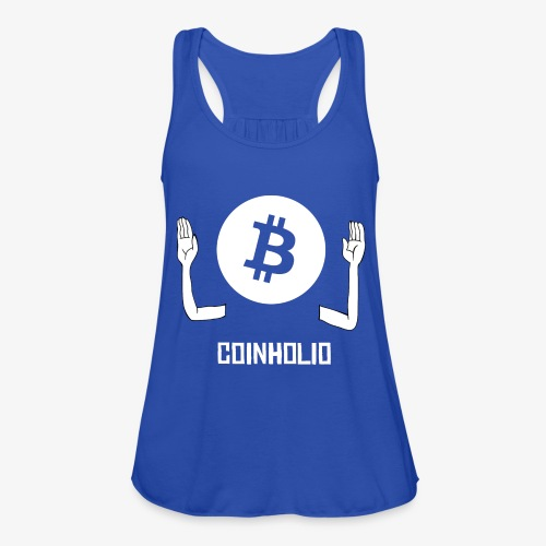 HODL coin holio-w - Women's Tank Top by Bella