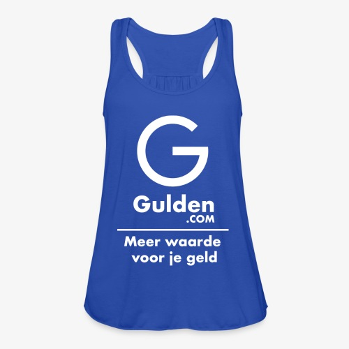 NLG - Gold Cryptocurrency - Early Adopter - Women's Tank Top by Bella