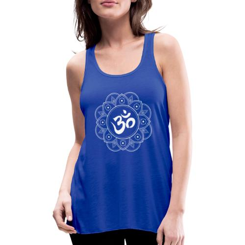Om Mandala - Women's Tank Top by Bella