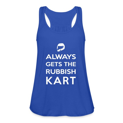 I Always Get the Rubbish Kart - Women's Tank Top by Bella