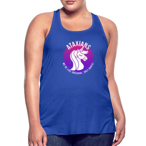 Ataxians - We're like unicorns, only rarer! - Featherweight Women's Tank Top