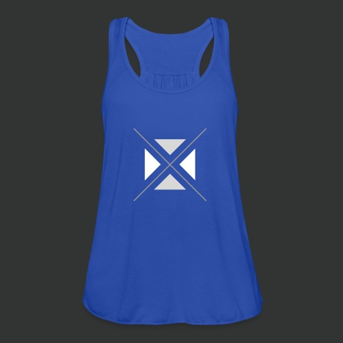 hipster triangles - Featherweight Women's Tank Top