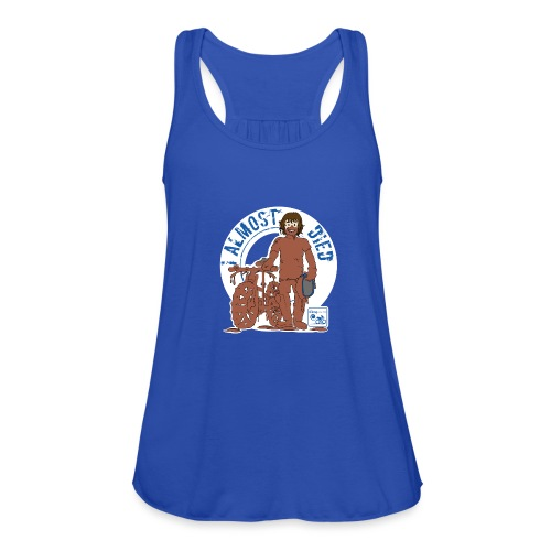 I almost died - Women's Tank Top by Bella