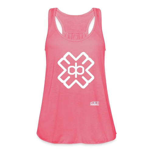 d3eplogowhite - Women's Tank Top by Bella