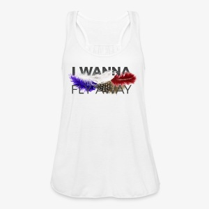 FLY AWAY - Tank top damski Bella