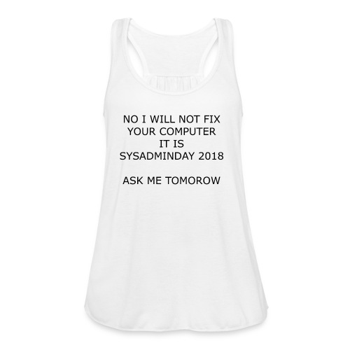 fixpc - Women's Tank Top by Bella