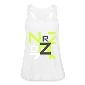 Nörthstat Group™ Clear Transparent Main Logo - Women's Tank Top by Bella