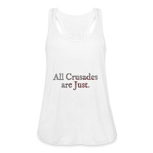 All Crusades Are Just. Alt.2 - Women's Tank Top by Bella