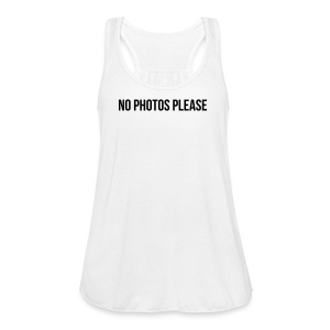 No Photos Please - Frauen Tank Top von Bella