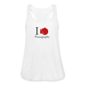 I Love Photography Collection - Frauen Tank Top von Bella
