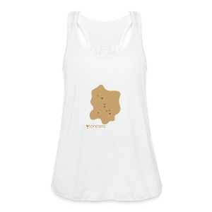 Baby bodysuit with Baby Poo - Women's Tank Top by Bella