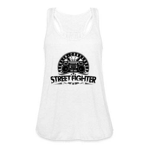 Street Fighter - Bandlogo (Black) - Frauen Tank Top von Bella