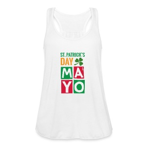 Celebrate St. Patrick's Day in Mayo - Women's Tank Top by Bella